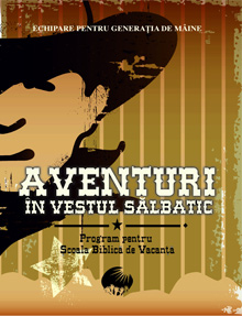 Aventuri in vestul salbatic