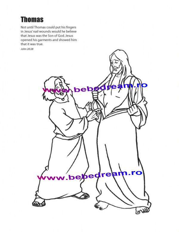 Bible Colouring Book - The New Testament