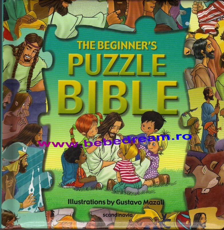 The Beginner's Puzzle Bible mic