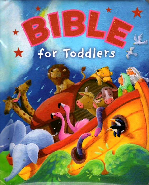 Bible for Toddlers-tip gentuta