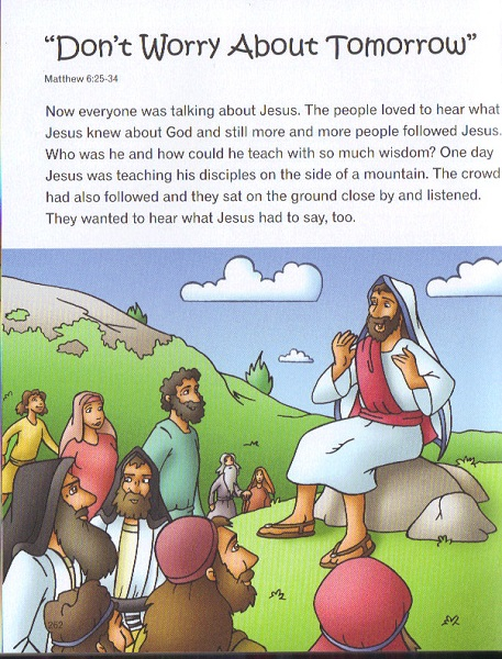 My First Bible Storybook (Prima Mea Biblie din copilarie)